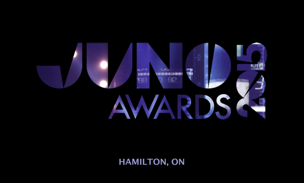 Metalworks Production Group - News - 2015-JUNO-Awards
