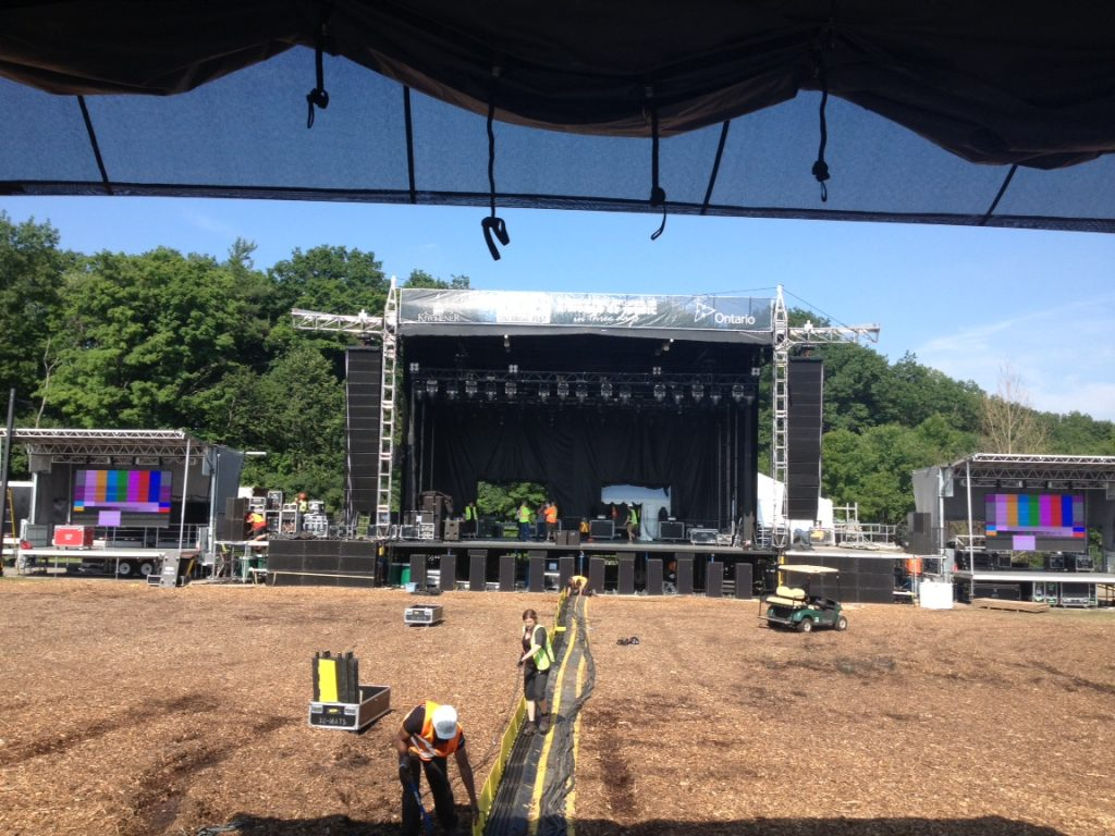 Metalworks Production Group News - Big Music Fest Festival 2015